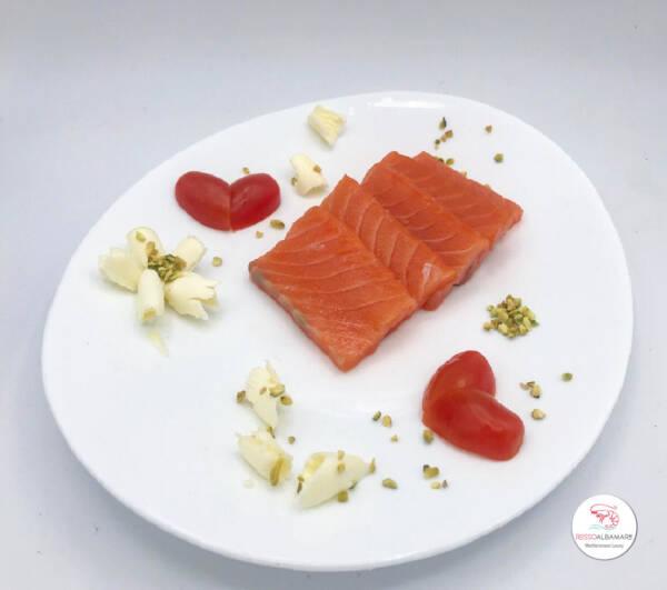 filetti di salmone rossoalbamare